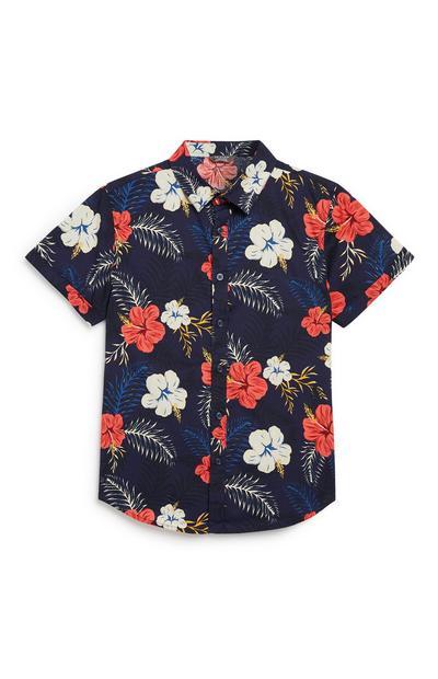 Camisa hawaiana para niño mayor Primark rebajas